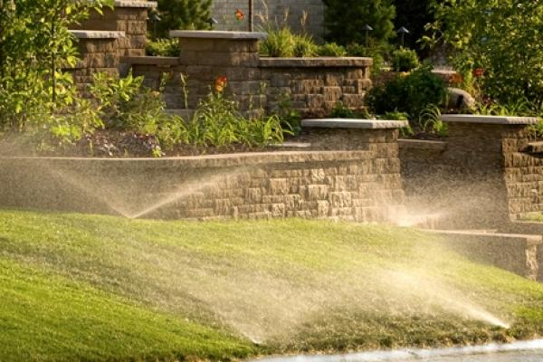 Happy Valley Irrigation Systems Sprinkler Installation